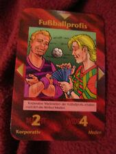 Fubballprofis - Illuminati New World Order INWO Rare German Limited edition