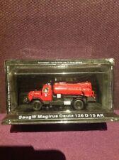 Deagostini SaugW Magirus Deutz 126 D15 AK 1:72 Fire Truck