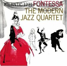 The Modern Jazz Quartet - Fontessa [New CD]