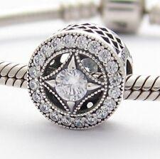ALLURE STAR CHARM Bead Sterling Silver.925 for European Bracelet 567