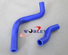 For Honda CR250R CR250 97 98 99 1997 1998 1999 Silicone Radiator Hose BLUE