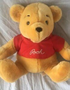 Waltdisneyworld Pooh Bear 14 Inches Good Condition.
