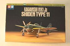Japan Kawanishi N1K1-Ja Shiden, 1/72 Tamiiya kit 60768, Airplane Model Kit