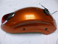 KAWASAKI VN 900 Custom Hinterradkotflügel inkl. Rücklicht und Unterbau, gebr.
