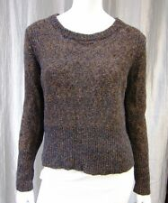 MARC BY MARC JACOB LONG SLEEVE SWEATER SIZE M, BROWN
