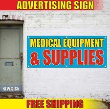 Medical Equipment Banner Advertising Vinyl Sign Flag Supplies shop sale service