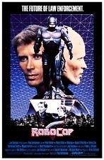Robocop Poster Length: 400 mm Height: 800 mm SKU: 12806