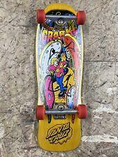 vintage claus grabke skateboard bones cereamic independent powell peralta wheels