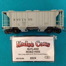 8324 Kadee HO Rutland Covered Hopper NIB