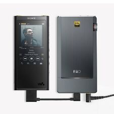 Fiio Q5 Bluetooth aptX and DSD-Capable DAC Amplifier for iPhone,iPod,iPad ...