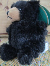 "Bearington Bear "" Puffy"" Mini Ornament Bear"
