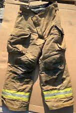 Janesville Turnout Bunker Pants Fire Fighting Firefighter Lion Gear 42l