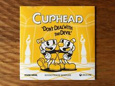 Cuphead Limited Soundtrack Sampler CD (New & sealed!) / album xbox