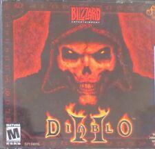 Diablo II (PC, 2000) 3 Disc