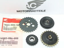Honda Z 50 A R J Monkey 1969-1999 sprocket roller cam chain guide set Genuine-re