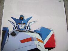 Brave Express Yuusha Might Gaine Anime Production Cel 1