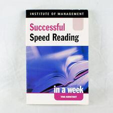 Successful Velocidad Lectura en un Semana by Tina Konstant