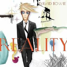 Reality by David Bowie CD Sealed New !