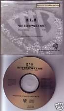 R.E.M. Bittersweet Me RARE  PROMO DJ CD Single REM 1996