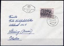 Austria 1959 busta FDC 05-12-1959 - n. 914 (ba302)