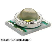 Genuine CREE XRE XR-E Q4 3W 5800K-6300K Cool White LED *Buy 10 Get 1 Free*