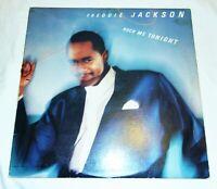 "Freddie Jackson ""Rock Me Tonight"" Vinyl LP (Capitol/EMI Records, 1985)"