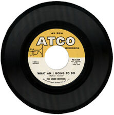 "THE CRUME BROTHERS  ""WHAT AM I GOING TO DO  c/w DON'T LEAVE ME""  NORTHERN SOUL"