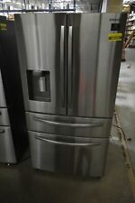 """Samsung RF28R7351SR 36"""" Stainless French Door Refrigerator #45028 MAD"""