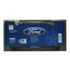 New FORD Elite Chrome Metal Car Truck Suv License Plate Frame Front / Rear