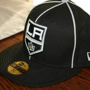 Los Angeles Kings New Era Hat 7 1/2
