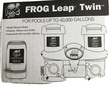 Pool Frog Leap Infuzer 7850 Mineral Sanitizing System Pools Up to 40,000 Gal.