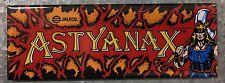 Astyanax Arcade Game Marquee Fridge Magnet
