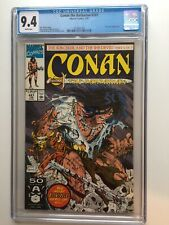 Conan The Barbarian 241 CGC 9.4 NM White Pages New Case
