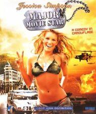 BLU-RAY  - MAJOR MOVIE STAR   (2008)  JESSICA SIMPSON (NEW / NIEUW / NOUVEAU )