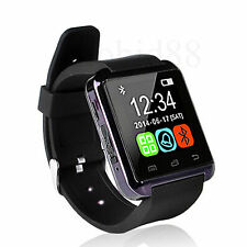 Universal Bluetooth Smart Wrist Watch For Android Alcatel One Touch Galaxy A3 A5