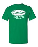 Callahan Auto Parts Sandusky, Ohio - Tommy Boy Movie Funny -Men's T-shirt Humor