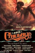 THE BOOK OF CTHULHU ~ TALES INSPIRED by HP LOVECRAFT ~ BAKER Drake WOLFE ~ NEW
