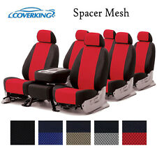 Coverking Custom Seat Covers Spacer Mesh 3 Row Set - 5 Color Options
