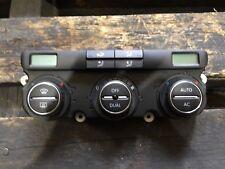 Volkswagen golf GTI AC controls AC buttons MK5 2007