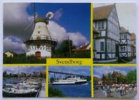 Svendborg Denmark Postcard (P260)