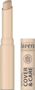 Lavera Cover & Care Stick Ivory 01 - BARGAIN