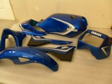 RD125LC MK1 BLUE BIKE VERSION DECAL KIT