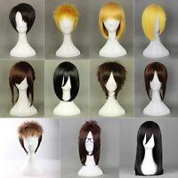 Shingeki no Kyojin Cosplay Wig 11 kinds of Cosplay Party Costume Anime Hair