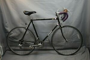 1985 Giant Quasar Touring Road Bike 59cm Large Canti Chromoly Steel USA Charity!
