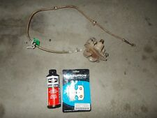 2006 Can Am Bombardier Outlander XT 400 Rear Front Brake Calipers Line