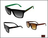 💯 Lunettes de soleil way carré homme femme sunglasses vintage aviateur GG 💯