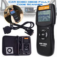 Universal Car Fault Code Reader OBD2 EOBD CAN Diagnostic Scanner Tool D900
