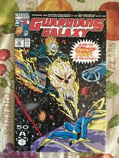 Guardians Of The Galaxy #13 1991 Ghost Rider Marvel Comic Book VF Cond