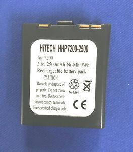 20 Batteries Hitech HHP/HONEYWELL  DOLPHIN 7200 #200-00233(Japan NiMh3.6v2.5A)