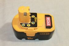 Original Genuine Ryobi ONE+ 18v P100 130255004 Battery Pack - Working